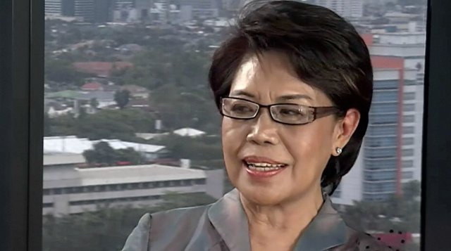 PURSUING THE BATTLE VS RH LAW: Lawyer Jo Imbong