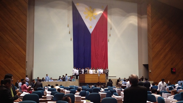 HISTORIC VOTE: For the first time in over a decade, the RH bill hurdles the period of debates