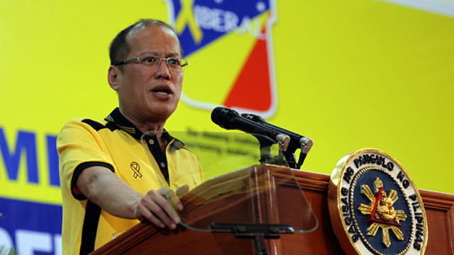 PNoy to partymates: Look beyond 2016