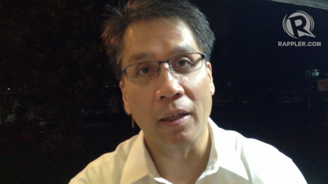 TO THE DILG. Transport Secretary Mar Roxas is reportedly headed to the Department of the Interior and Local Government.
