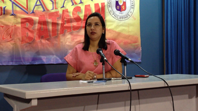 Iloilo Rep Janette Garin is confident of President Aquino's commitment to pass RH bill