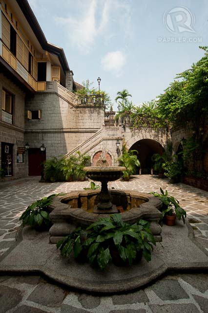 Casa Manila in Intramuros