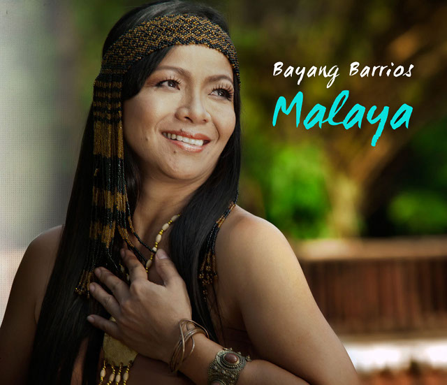 SONGS OF FREEDOM. The uncompromising Bayang Barrios has a new reason to smile: her 5th album, 'Malaya.' All images by Mar Silverio, courtesy of Bayang Barrios