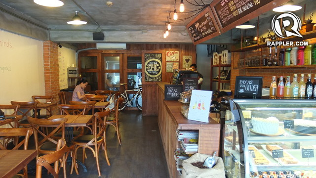 Barrister Coffee Shop