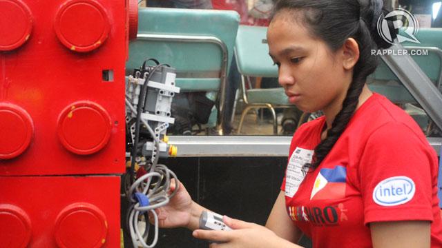 Robotics? Smarter in the Philippines!