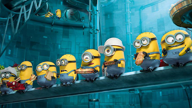 Minion movie in the works