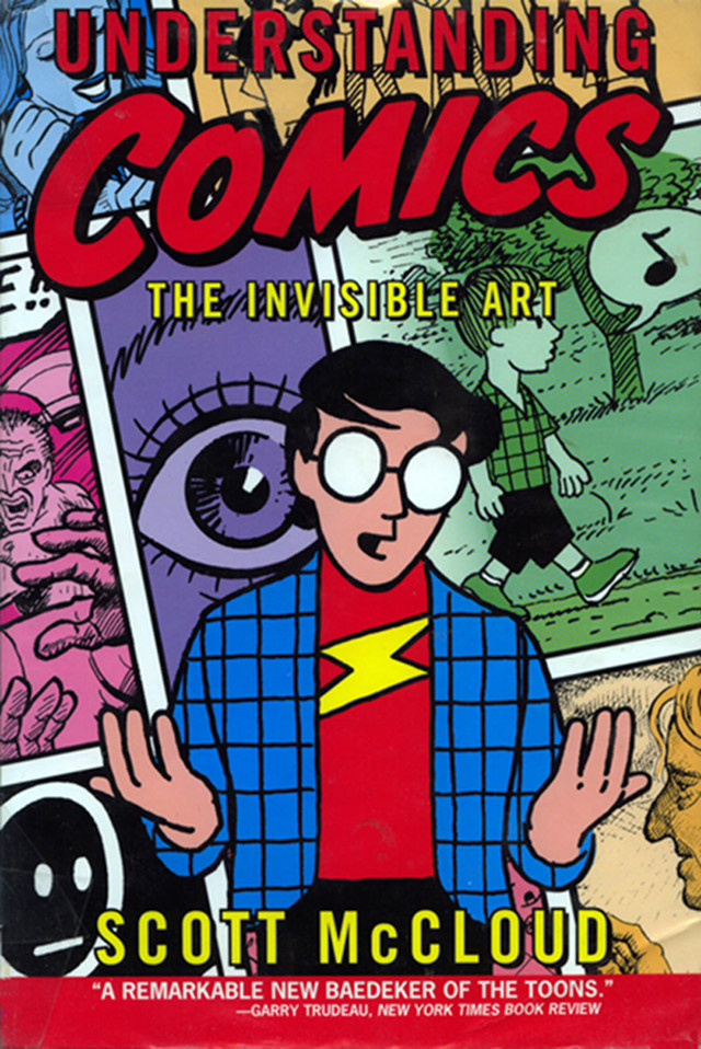 understanding comics essay