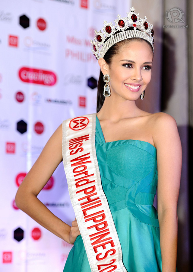 Megan Young, Miss World Philippines 2013