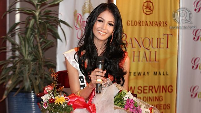 Cindy Miranda competes in Ms Tourism Queen Intl 2013