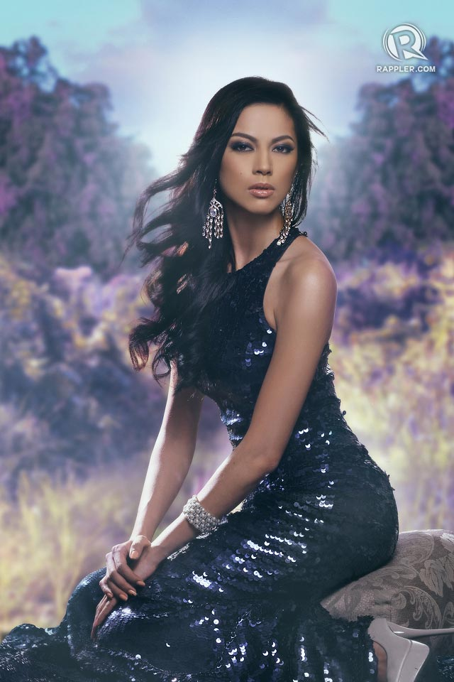 ariella arida tough contender in 2013 miss universe