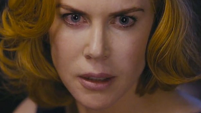 DETACHED YET OVERLY INVOLVED. Nicole Kidman is Evelyn in 'Stoker.' Photo from 20th Century Fox