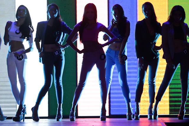 In Photos Casual Wear Fashion Show Bb Pilipinas 2014