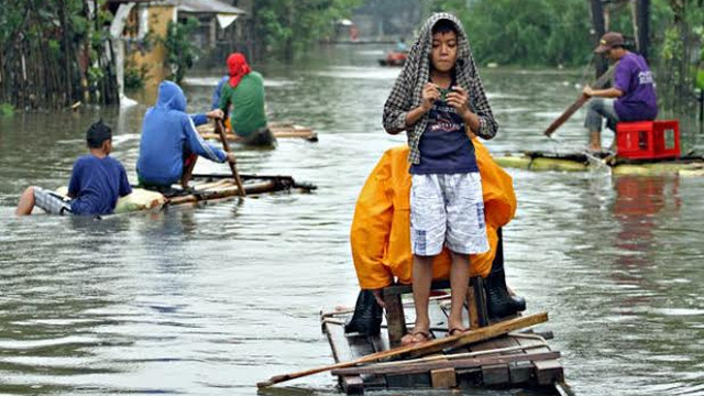 20140118-agaton-butuan-flooding - Philippine news images - Philippine Photo Gallery