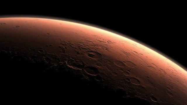 One-way trip to Mars? Sign me up, says Frenchwoman