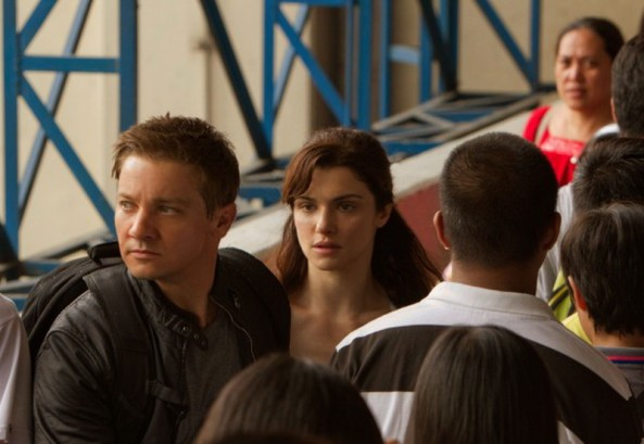 'THE BOURNE LEGACY' MOVIE stills from Universal Pictures/IMDb