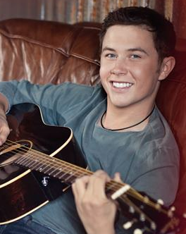 Scotty McCreery. Photo courtesy of McCreery's official page on Facebook.