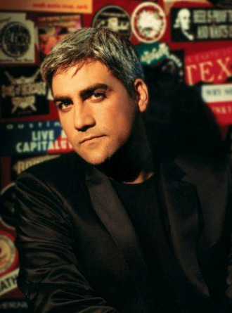 Taylor Hicks. Photo courtesy of Hicks' official page on Facebook.