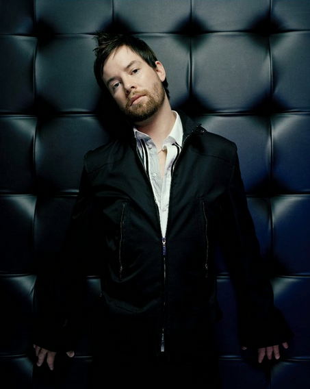 David Cook. Photo courtesy of Cook's official page on Facebook.
