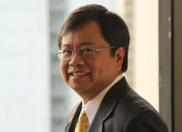 NEW PRESIDENT. Cezar Consing is the new head of Bank of the Philippine Islands. Photo courtesy of BPI