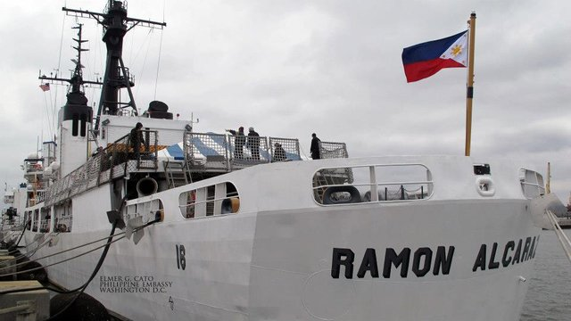 NOW IN PH: BRP Ramon Alcaraz