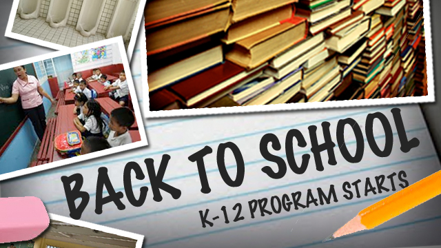 k to 12 curriculum essay Why does the philippines need the k-12 education system updated on  in other words, our present curriculum specially the k-12 is indeed a burden to a.