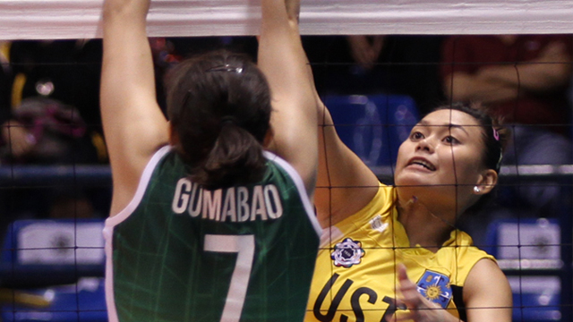 Banaticla will be the key for UST to make it to the semis. Photo by JM Albelda.
