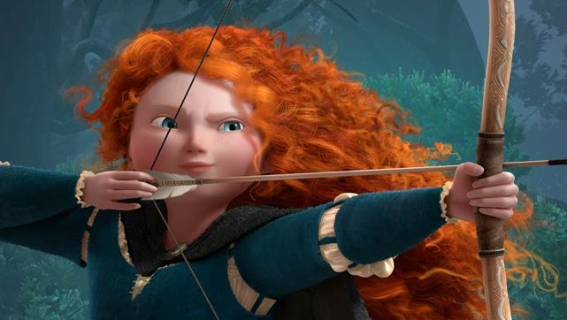 "A promotional image for ""Brave."" Image courtesy of the ""Brave"" official page on Facebook/Pixar"