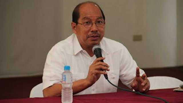 Budget Secretary Butch Abad (photo from pia.gov.ph)