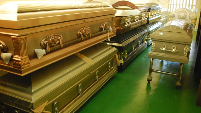 Funeral services in numbers