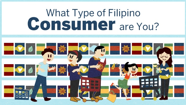 Infographic What Type Of Filipino Consumer Are You