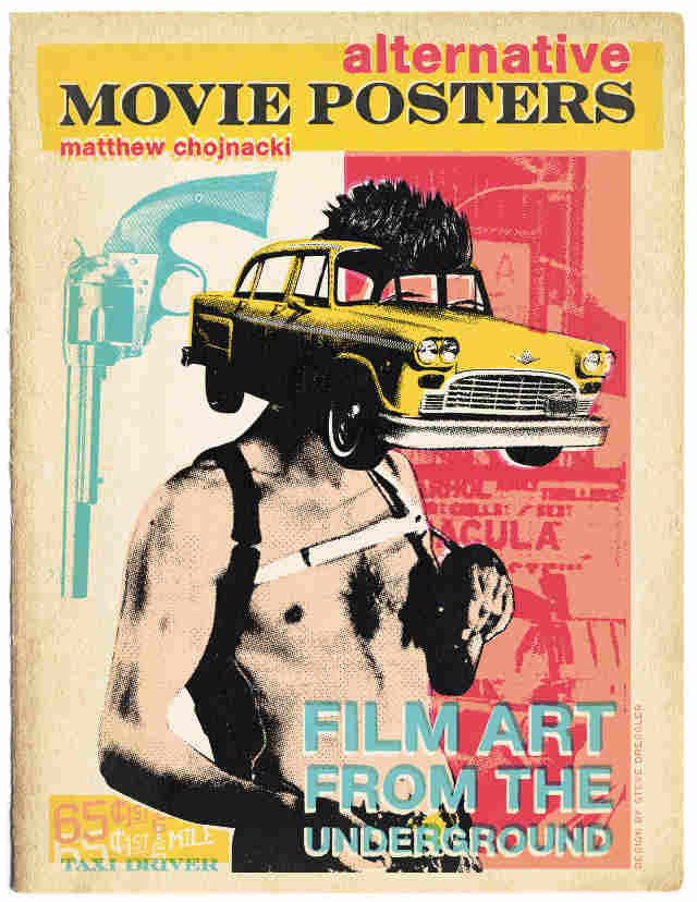 Cool Book Cover Posters : The endangered art of movie poster