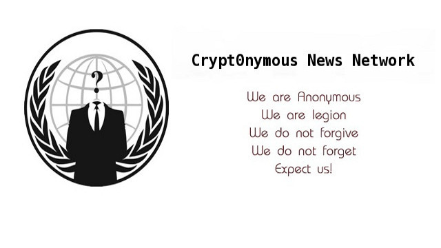 GAZA SUPPORT. Anonymous continues its support for Gaza by providing news and information to people online. Screen shot from http://crypt0nymous.tumblr.com