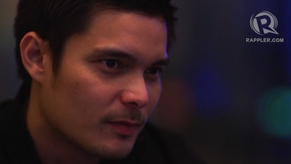 DINGDONG DANTES AT THE 'Tiktik' celebrity premiere. Photo by Patricia Evangelista