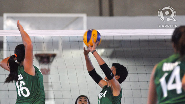 Volleyball shines bright in hottest PH city