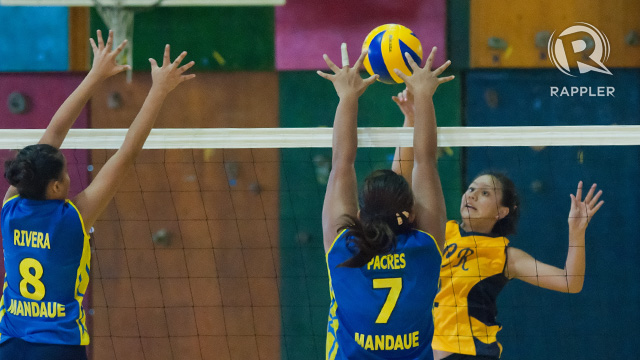 Which region will earn top volleyball honors at Palaro 2014?