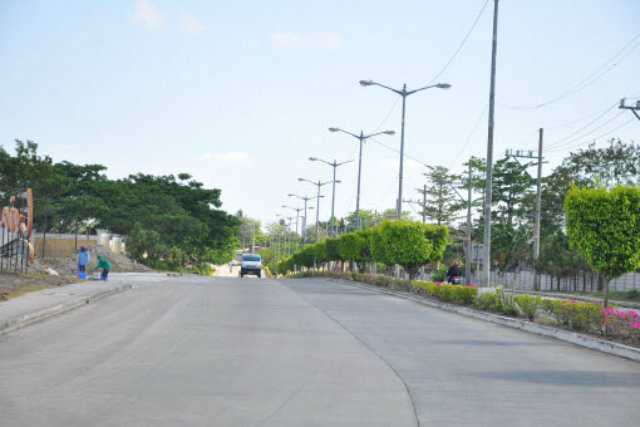 STALLED. The Daang-Hari SLEX road link project is currently experiencing delays. Photo courtesy of the PPP Center.
