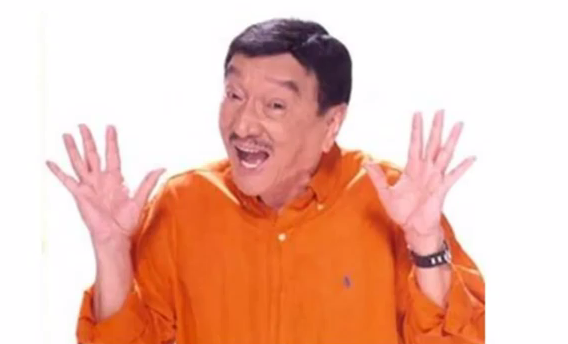 THE MAN WHO MADE us laugh, according to Direk Joey Reyes. Screen grab from YouTube