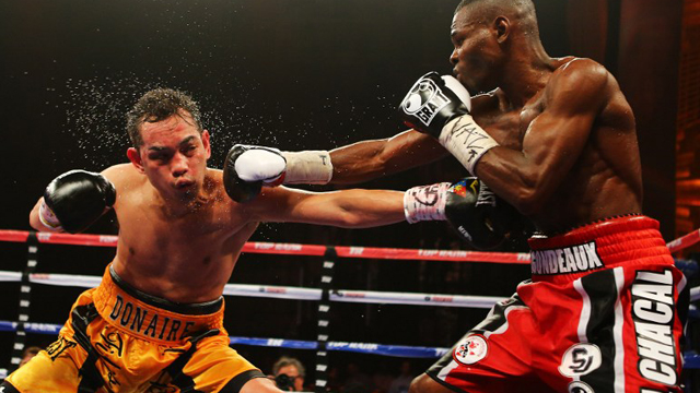 Rigondeaux, who improved to 12-0 with 8 KOs, outscored Donaire, 114