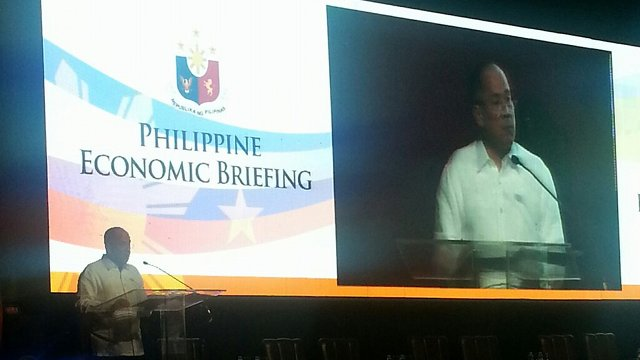 COMPETITION. Erramon Aboitiz says industry competition will reduce power costs. Photo by @PPP_Ph on Twitter