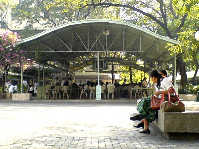 NEW CAMPUS. Private school FEU will soon have a new campus in Alabang. The photo shows a screenshot of the FEU Pavillion at its Manila campus from www.feu.edu.ph