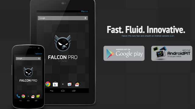 FALCON PRO WOES. Falcon Pro is trying to increase its user token limit to allow more users on its client. Screenshot from Falcon Pro website.
