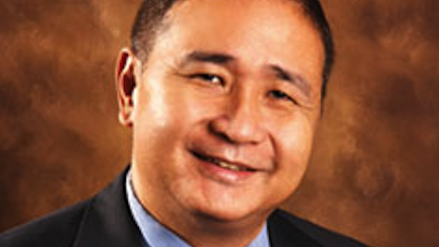 REAPPOINTED. Pagcor Chairman & CEO Cristino Naguiat Jr. is re-appointed to the Pagcor Board by President Aquino. File photo.