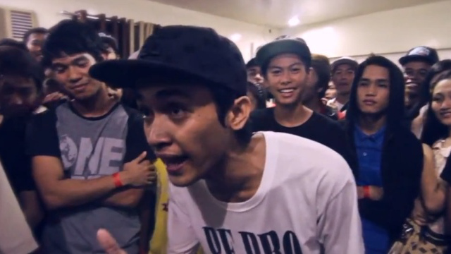 RAP BATTLE. The FlipTop Battle League ranks 1st in VidStatsX's list of most watched Philippine YouTube channels Screen shot from YouTube.
