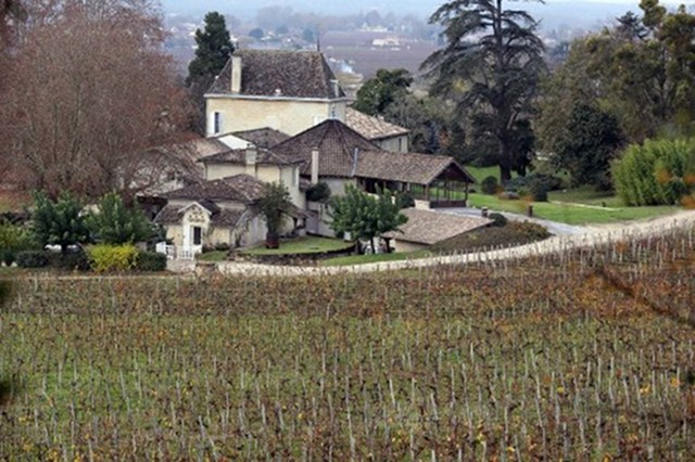 LANDMARK PURCHASE. A Chinese industrialist has completed the landmark purchase this Chateau Bellefont Belcier, a leading estate in France's prestigious Saint Emilion wine-making area, and its vineyards, a Saint-Emilion premier grand cru classe in the southwestern town of Saint-Emilion near Bordeaux. Photo by AFP