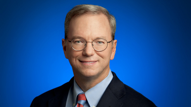 GOOGLE DIPLOMACY. Google chairman Eric Schmidt wants Internet freedom for North Korea. Photo from Google.