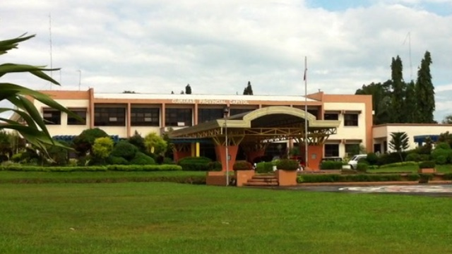 The Guimaras provincial capitol. Photo by KD Suarez.