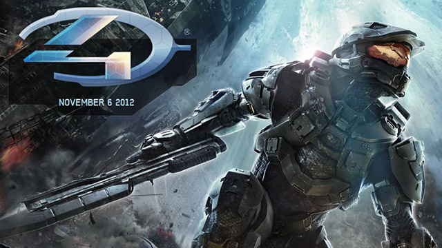 MASTER CHIEF. Halo 4 releases to positive critical and sales reception.