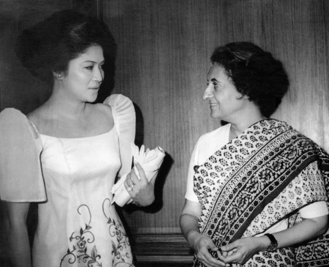 Imelda Marcos: Style icon, for better and worse
