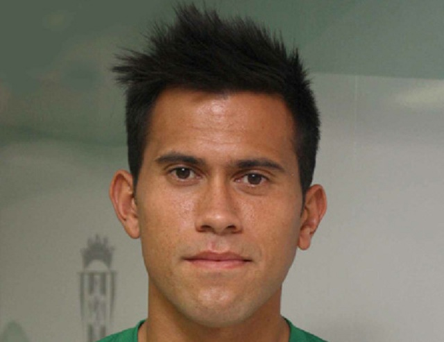 ADDED FIREPOWER. Javier Patiño of Cordoba CF is expected to add firepower to the Azkals. Photo from Cordoba CF official website.