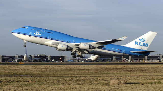 BYE, KLM. The foreign airline halted its Manila-Amsterdam operations, citing high taxes and excessive fees locally. Photo from KLM site
